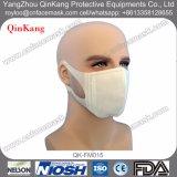 使い捨て可能な3層N95によって折られるマスク