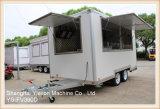 Доставка с обслуживанием Van трейлера горячего сбывания Ys-Fv390d Enclosed