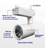 Aluminiumpunkt-Spur-Licht des gehäuse-25W LED mit Cer RoHS