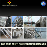 Échafaudage Standard Kwikstage Scaffolding System Parts