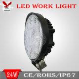 lumière de travail du faisceau DEL de l'endroit 24W ou de l'inondation (HCW-L2411)