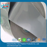 Stärke Belüftung-Tür-Streifen-Vorhang der Abwechslungs-grauer undurchlässiger 6mm