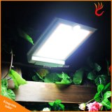 LED Solar Light 46 LEDs Waterproof IP65 Sensor Light Outdoor Light Garden Path Roof Corredor Luminária de parede Spot Lighting LED Solar Lamp