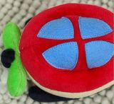 Mini juguetes de la muñeca de la dimensión de una variable del plano de la felpa