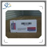 Карточка нештатного размера пластичная с отверстиями Barcode и пунша