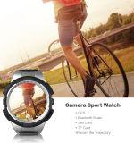 Reloj elegante del nuevo deporte 2017 con la tarjeta de Bluetooth SIM para el reloj elegante androide