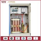 Stabilizzatore a tre fasi della compensazione di alto potere di serie di Dbw/SBW-50kVA singolo/di tensione