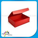 Подгонянная магнитная коробка хранения бумаги картона закрытия