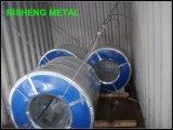 сталь горячего DIP полной величины 0.14-0.8/0-1250mm гальванизированная