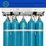 cilindro 30L de aço para o dióxido de carbono