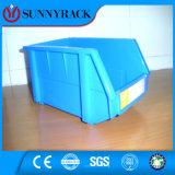 小さい部品の記憶のための選択的なカラープラスチック大箱