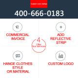 Workwear nero e rosso dell'OEM di sicurezza del carpentiere della tuta, uniforme europea del Workwear