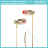 Écouteurs de câble parOreille de qualité de la mode S1-03 pour le lecteur MP3 de téléphone mobile