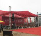 Алюминиевая система ферменной конструкции крыши ферменной конструкции освещения ферменной конструкции для оборудования этапа ферменной конструкции этапа случаев