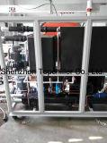 Refrigeratore raffreddato ad acqua industriale con il compressore ermetico del rotolo