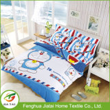 Custom Bed Set Cartoon Kids Conjunto de roupa de cama com edredão