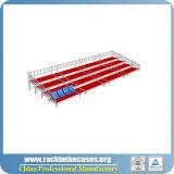 Im Freien oder Innenstadiums-Plattform-Aktivitäts-Aluminiumbeleuchtungportable-Stadium