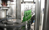 Petite machine de remplissage automatique de bière de bouteille en verre pour exporter l'Afrique