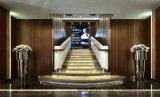 Restaurant/Hotel die de Decoratieve Verdeling van de Zaal glijden