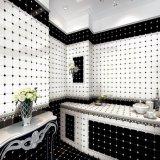 Mattonelle in bianco e nero della parete di colore con buon servizio dell'esportazione