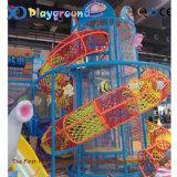 Оборудование Филиппиныы спортивной площадки многофункциональных хороших детей положений спортивной площадки Mcdonalds крытых коммерчески крытое