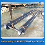 Cylindre hydraulique télescopique à simple effet de cylindre hydraulique