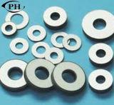 Doble piezoeléctrico del disco de cerámica
