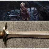 Spada di film del signore degli anelli/della replica spada di Frodo Baggins