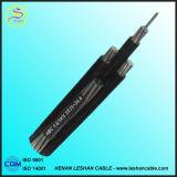 blank Leiter der Aluminiumlegierung-0.6/1kv XLPE/Kurbelgehäuse-Belüftung Isolier-ABC-Kabel