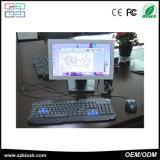15inch Note alle in einem PC für das Krankenhaus medizinisch mit weißer kapazitiver Note der Farben-I5