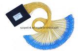 Gpon Telecommunication 1X64プラスチックの箱 PLCのディバイダー