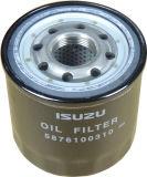 Élément de filtre à huile d'Isuzu pour 700p