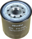 Elemento de filtro de aceite Isuzu para 700p