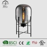 Neue Wohnzimmer-Dekoration-warme Beleuchtung GlasQuadripod Tisch-Lampe der Originalität-2017
