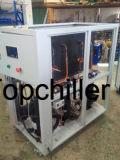 емкость рефрижерации 25HP рециркулируя жидкостной охладитель охлаженный водой