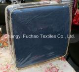 Conjuntos determinados al por mayor del lecho del Duvet de la materia textil de la fábrica y de la colcha de las telas