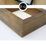 Cornici magnetiche di legno del MDF di PS di formato della fabbrica 4X6 5X7 6X8 8X10 A4 della Cina mini