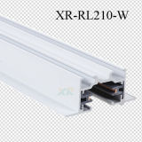 Vertiefte Aluminium-LED Spur-Schiene der Beleuchtung-Spur-Installationssatz (XR-RL210)