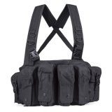 Hunting Tactical Soft Vest Recon Chest Rig Military Vest