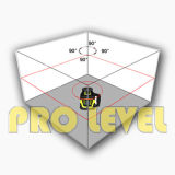 Het automatische Dubbele Niveau van de Laser van de Rang Roterende (sre-207)