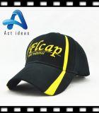 Por mayor hecho gorra de béisbol unisex con la insignia del bordado del sombrero promocional