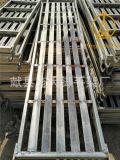 Gleitschutzbaugerüst-Stahlplanke-/Scaffolding-Plattform-Vorstand-Brücke mit Haken