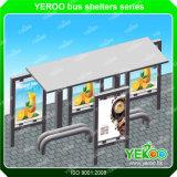Shelter-Street Shelter-Bus Kiosk-Bus Publicidade