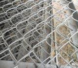 Сверхмощный гальванизированный ограждать звена цепи