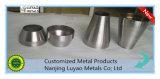 Cnc-Metallspinnen, in dem Blätter des Stahls und des Edelstahls