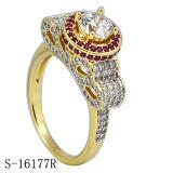 최신 디자인 형식 보석 925 은 반지