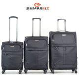 Saco novo da bagagem das rodas 3PCS 4 de Chubont 2016
