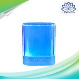 LED 빛을%s 가진 지능적인 소형 입방체 Bluetooth 무선 입체 음향 액티브한 스피커