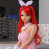 140cm Full Size Solid Silicone Sex Doll Japonais Anime Cosplay Doll Toy Sex Product