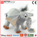 Éléphant de peluche pour animaux de peluche de haute qualité